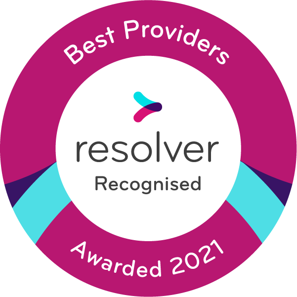 Resolver Recognised 2021
